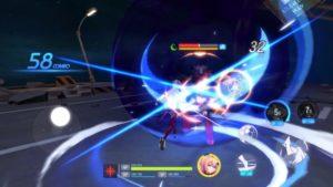 (VGAME ブイゲーム)の戦闘画面